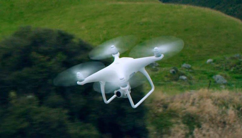Serviço de aerofotogrametria
