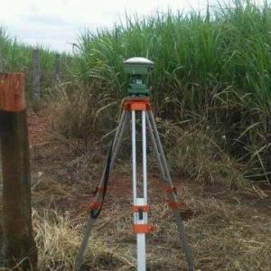 Empresa de georreferenciamento de imóveis rurais