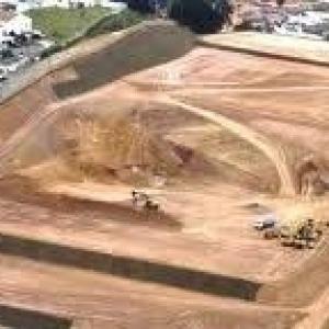 Projetos de terraplenagem